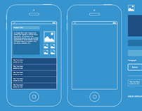 Axure iPhone Library