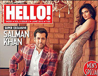 Hello magazine salman khan & athiya shetty