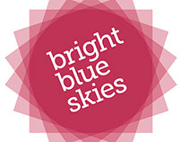 Bright Blue Skies Branding and Website
