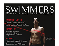 """SWIMMERS"" / Simone Colongo"