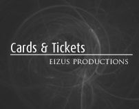 Cards & Tickets Design