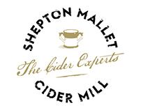 Shepton Mallet Cider Mill rebrand