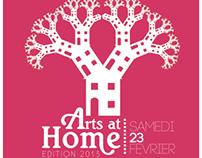 Art at Home. Arles. 2013