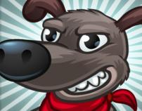 Gyro the Sheepdog