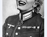 Gerd von Rundstedt & Marilyn Monroe