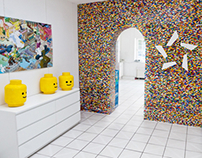 Legowand