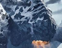 LAND ROVER DEFENDER: CHALLENGER/DEFENDER (PRINT)