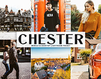 Free Chester Mobile & Desktop Lightroom Preset