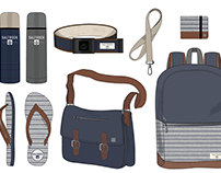 Spring/Summer 2016 Accessories Range