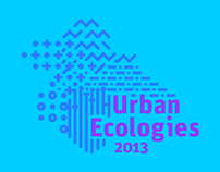 Urban Ecologies 2013