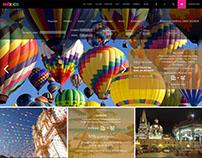 """Diseños para CPTM """"Visit México"""""""
