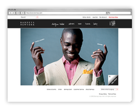 Barneys New York eCommerce Website