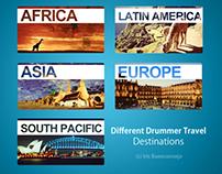 Different Drummer Travel