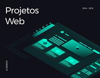 Projetos Web 2016-2018