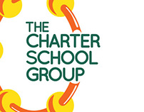 Logo & Collateral: The Charter School Group, LLC