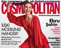 Cosmopolitan Ebru Şahin
