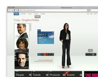 Stylecaster Branding & Website