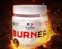 BURNER by Dr. Hoffman, спортивное питание