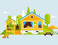 Houses for Funda