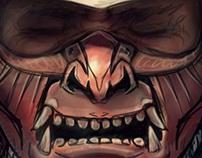 Enenra : Fear of  Samurai