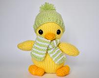 Cuddly Chick