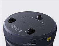 Marsbot-消毒机器人