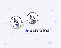 ucreate rebranding