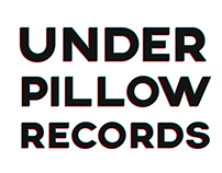 Under Pillow Records Logo Design