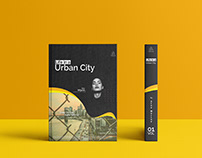 Urban Life Book Cover & SpineDesign