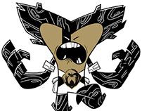 Newfoundland Growlers themed design