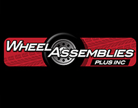 Wheel Assemblies Plus Inc Logo and Shirts
