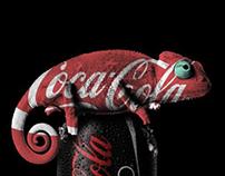 Coca Cola Zero / Print Project