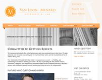 Van Loon Menard website