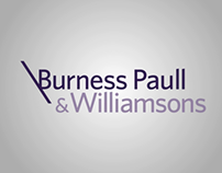 Burness Paull & Williamsons - Brand Animation