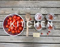BOUNDARY RD KITCHEN