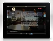 Cafe website design - Cafe