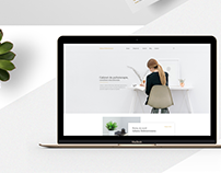 Iuliana Dobroviceanu - Branding/website