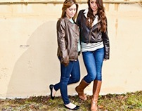twins senior session