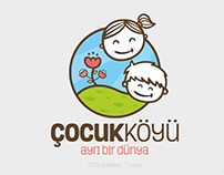 Çocuk Köyü (Children's Village) Logo & Merchandise