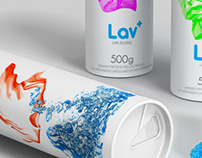 Lav+   Conceptual Packaging Project