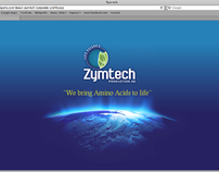 Zymtech Website