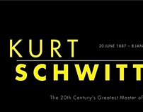 Kurt Schwitters Layout