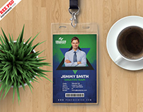 Designer Corporate Identity Card PSD