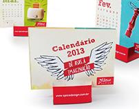 Calendário Spice 2013