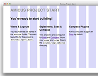 Amicus - your expert toolkit for rapid web prototyping
