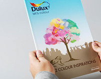 Dulux Colour Inspirations 2012