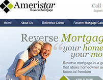 Ameristar Reverse Mortgage Website