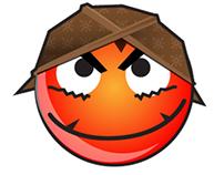 Indonesia emotion icon