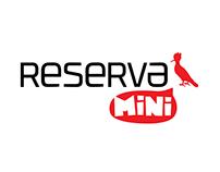 Embalagem Reserva Mini - Baby