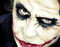 Ilustración The Joker